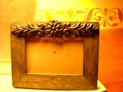 cornice in legno particolare 1.JPG